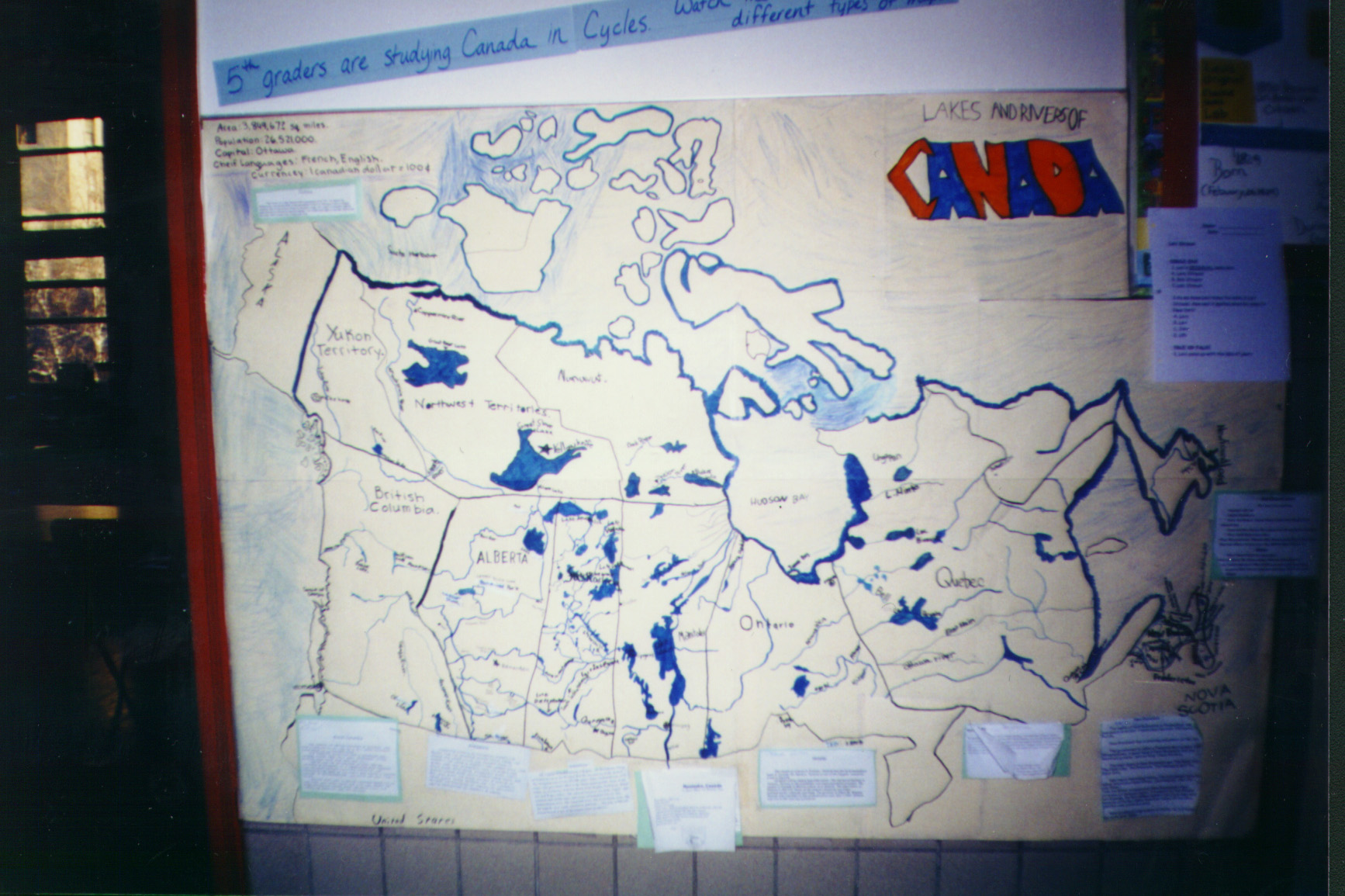 a geographical overview of canada Ap human geography course description, effective fall 015 geography teachers a detailed summary of the curricular requirements for the course.