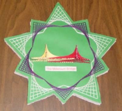 Teachers Network String Art
