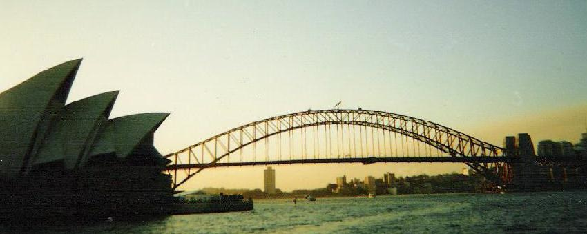 Examples Of Parabolas In Architecture Opera House and Harbour