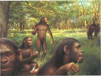 Доказательство чрезвычайно древнего происхождения человека приведет к неизвестности.  А этого многим хотелось бы...