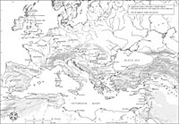 Ancient Rome Map Activity