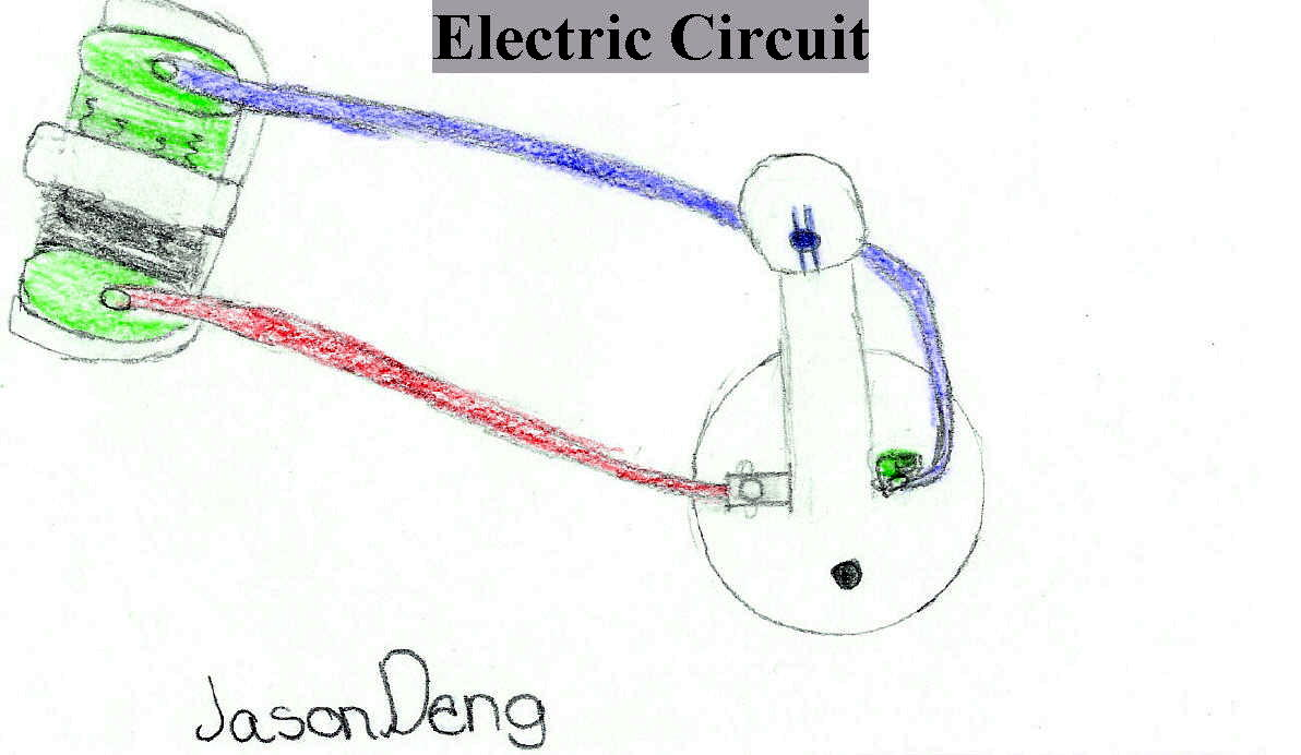 Draw Electric Circuit New Page